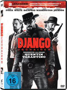 Django Unchained | Dodax.co.uk