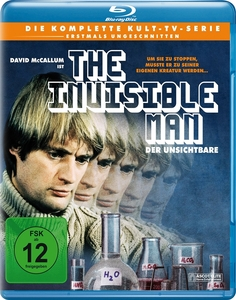 Der Unsichtbare - The Invisible Man, 2 Blu-rays | Dodax.de