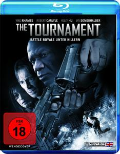 The Tournament  Blu-Ray | Dodax.at