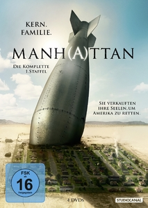 Manhattan - 1. Staffel | Dodax.nl