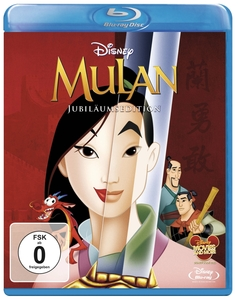 Mulan - Jubiläumsedition | Dodax.co.uk