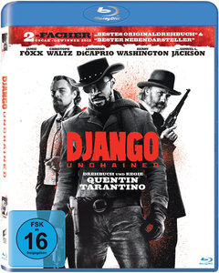 Sony Pictures Django Unchained Blu-ray 2D | Dodax.co.uk