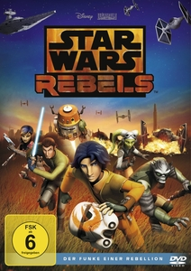 Star Wars Rebels - der Funke einer Rebellion | Dodax.nl