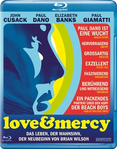 Love & Mercy Blu-Ray | Dodax.co.uk