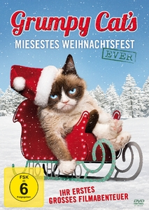 Grumpy Cat's miesestes Weihnachtsfest ever | Dodax.co.uk