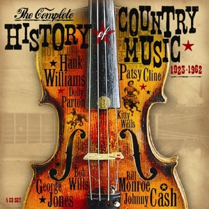 Complete History of Country Music 1923-1962 | Dodax.ch