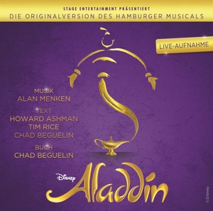 Aladdin [Originalversion des Hamburger Musicals] | Dodax.fr