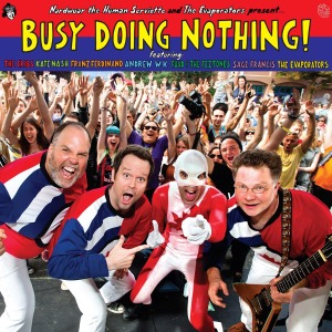 Busy Doing Nothing! | Dodax.nl