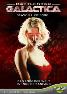 BATTLESTAR GALACTICA PILOT ZUR SEASON 1 | Dodax.at