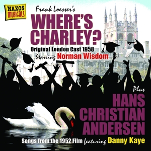 Where's Charley (& Hans Christian Anderson) | Dodax.co.jp