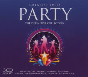 Greatest Ever! Party: The Definitive Collection | Dodax.ca