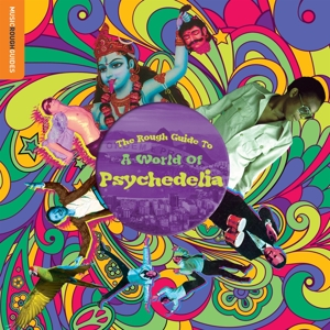 Rough Guide to a World of Psychedelia | Dodax.co.uk