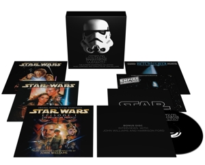 Star Wars - The Ultimate Soundtrack Collection | Dodax.com