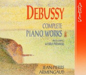 Debussy: Complete Piano Works   Dodax.pl