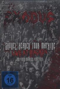 Shovel Headed Tour Machine Live at Wacken and Other Assorted Atrocities | Dodax.nl