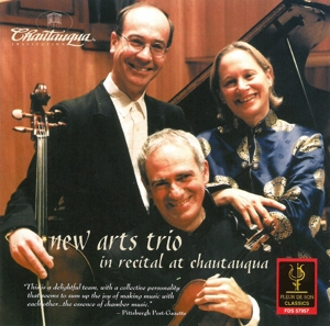 New Arts Trio in Recital at Chautauqua | Dodax.de