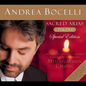 Sacred Arias [Special Edition] [CD & DVD] | Dodax.co.uk
