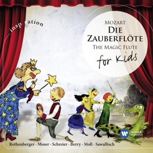 Mozart: Die Zauberflöte for Kids | Dodax.it