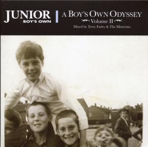 Junior Boys Own Odyssey, Vol. 2 | Dodax.fr