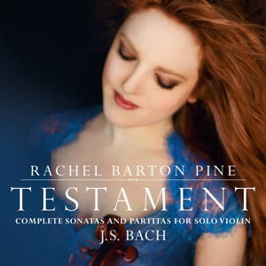 Testament: J.S. Bach - Complete Sonatas and Partitas for Solo Violin | Dodax.fr