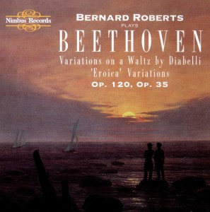 "Beethoven: Diabelli Variations; ""Eroica"" Variations 