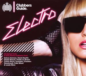Clubbers Guide Electro | Dodax.ch