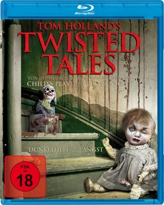Tom Holland's Twisted Tales Blu-Ray | Dodax.co.uk
