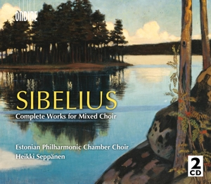 Sibelius: Complete Works for Mixed Choir | Dodax.ch