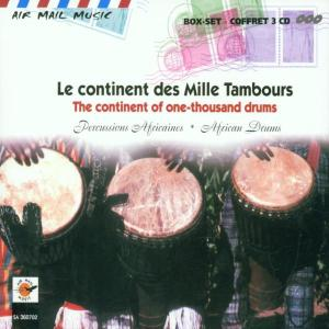 The Continent Of Onethousand Drums | Dodax.de