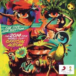 One Love, One Rhythm: The 2014 FIFA World Cup Official Album | Dodax.pl
