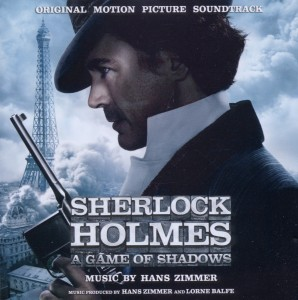 Sherlock Holmes - A Game of Shadows, 1 Audio-CD (Soundtrack, enhanced CD) | Dodax.ch