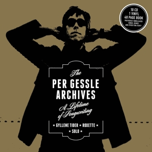 The Per Gessle Archives-Lifetime of Songwriting   Dodax.nl