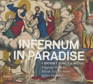 Infernum In Paradise: Consort Songs & Music | Dodax.co.jp