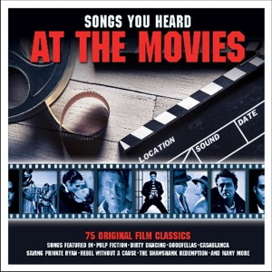 Songs You Heard at the Movies [Not Now] | Dodax.at