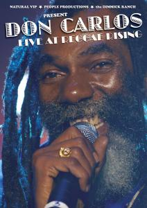 Live at Reggae Rising | Dodax.com