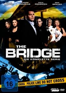 The Bridge - Die komplette Serie, 5 DVDs | Dodax.ch