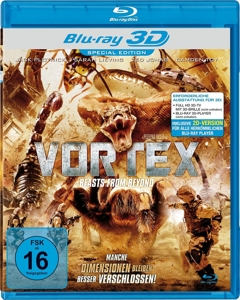 Vortex-Beasts From Beyond Real 3D, 1 Blu-ray | Dodax.at