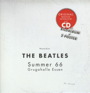 The Beatles - Summer 66, 1 Audio-CD + Bildalbum | Dodax.de