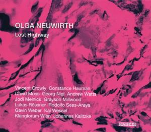 Olga Neuwirth: Lost Highway  | Dodax.fr