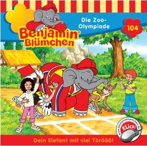 Benjamin Blümchen - Die Zoo-Olympiade, 1 CD-Audio | Dodax.at