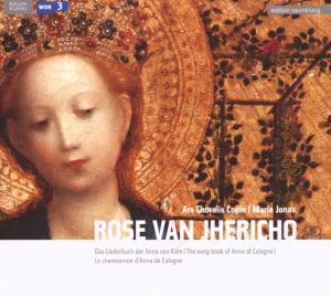 Rose van Jherico: The Song Book of Anna of Cologne | Dodax.ch