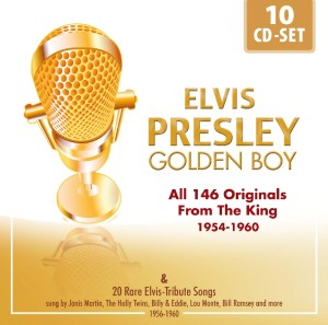 Golden Boy, 10 Audio-CDs | Dodax.at