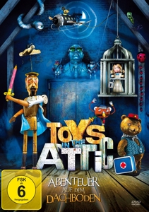 TOYS IN THE ATTIC | Dodax.at