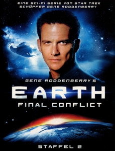 Earth: Final Conflict, 6 DVDs (Limited Edition). Staffel.2 | Dodax.ch