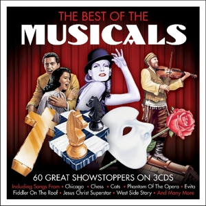 Best of the Musicals [NotNow] | Dodax.co.uk
