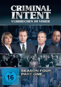 Criminal Intent, 3 DVDs. Season.4.1 | Dodax.ch