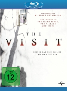 The Visit, 1 Blu-ray | Dodax.ch