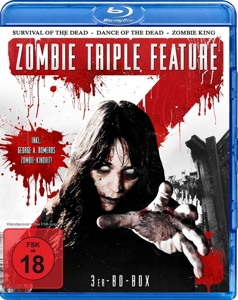 Zombie Triple Feature | Dodax.at