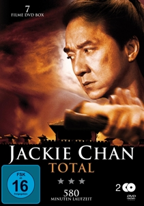 Jackie Chan Total, 1 DVD | Dodax.ch