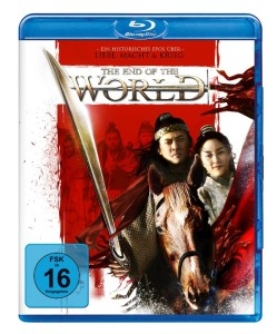The End of the World, 1 Blu-ray | Dodax.fr